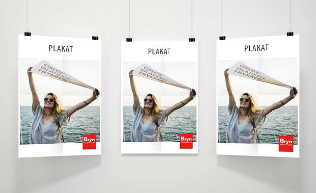 Hengende plakater